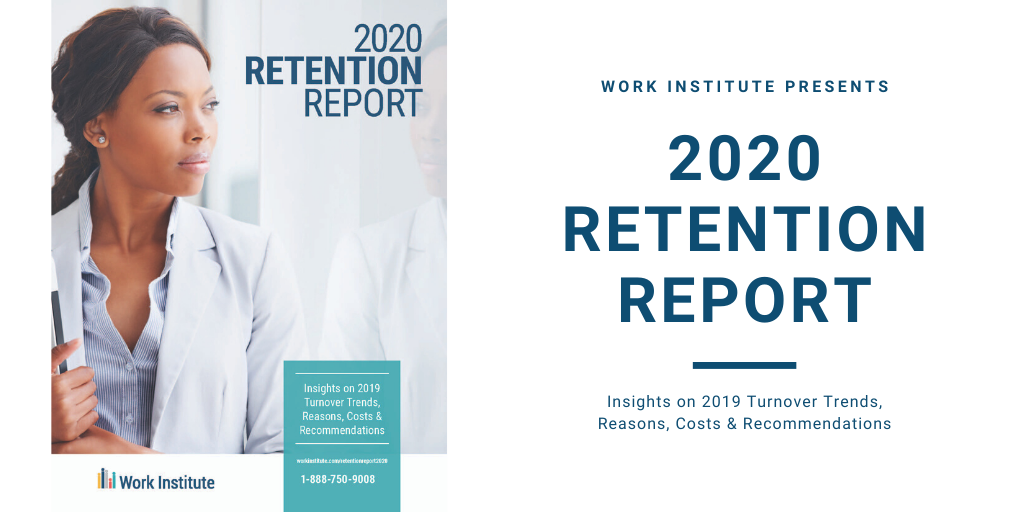 2020 Retention Report Promotional Twitter Post